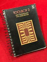 Toolbox 2 By Ian Trackman with David Spencer for the Acorn BBC Micro Manual