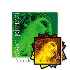 "^ Evah Pirazzi Violin String Set 4/4/ ""Evah Pirazzi Gold"" Steel E Ball Medium"