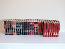 Lot de 27 livres reliés sur le thème de la deuxième guerre mondiale - 1962/1975