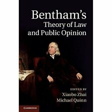 Bentham's Theory of Law and Public Opinion 9781107042254 Cond=LN:NSD SKU:3240036