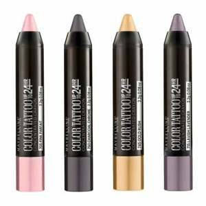 Maybelline Eye Studio Color Tattoo Up To 24HR Concentrated Crayon,