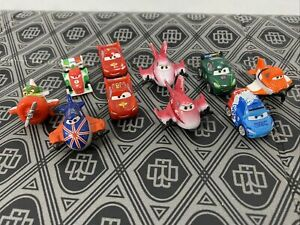 Lot of Disney Pixar Cars Planes Micro Drifters