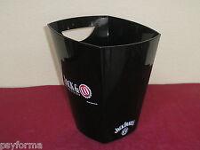 Rare SEAU A GLACE whisky JACK DANIEL'S + Coca Cola / COLLECTABLE ice bucket !!