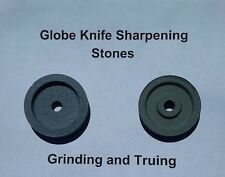 Set of Grinding and Truing Stones for Globe Food Slicers