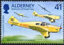 Millas M. 3b Falcon seis ganadores 1935 la Copa del Rey Air Race aviones Sello