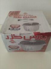 Hochwertiger Reiskocher-  101 Taftan- Persisch- für 4 Personen