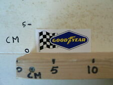STICKER,DECAL GOOD YEAR BANDEN TYRES FINISH FLAG E