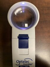 Optelec 7X/24D PowerMag+ Bright White LED Hand-Held Magnifier