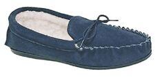 Pantofole da uomo Mokkers in camoscio