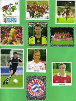 PANINI Fußball 2005/2006 ~ 40 verschiedene Sticker ~ Set 5