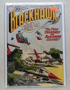 Blackhawk #164 $20.00 (1961, DC) Origin Retold 3 STORIES Twin Creatures MOLDOFF