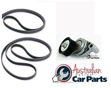 Drive & Air con Belt & Tensioner Kit Commodore V8 5.7 LS1 VT VU VX VY VZ Holden