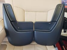 2007-2011 CHEVROLET AVALANCHE WITH Z71 PACKAGE HUSKY REAR MUDFLAPS