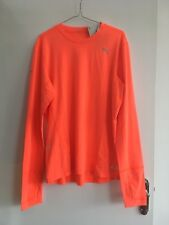 PUMA LONG SLEEVED WARM FITNESS TOP - MENS - MEDIUM - BNWT