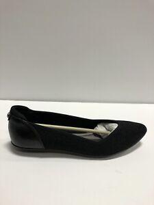 Anne Klein Odette Womens Slip On Black 8.5 M