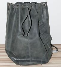 Hochwertige Unisex Tasche Schultertasche von MAANII BY ADAX Echtleder schwarz