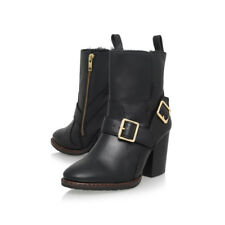 BNIB Kurt Geiger London Black Aveland Ankle Boots Shoes Size 5/38 RRP £225
