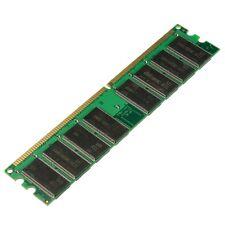 1GB 1x1G DDR PC-2100 266MHz 184 PIN SDRAM Non-ECC DIMM Memory RAM For Desktop PC