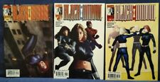 3-Issue Lot Black Widow Marvel Knights #1-3 Complete Set, Yelena Belova