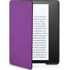 Kindle Oasis 2019 Case | Cover Shell Ultra Slim Light Purple + Stylus Protector