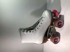 Chicago Classic Roller Skates - white rink skates size Ladies 3