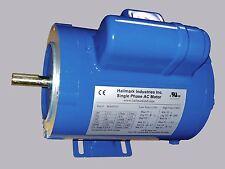 AC MOTOR, 1/2HP, 1725RPM, 1PH, 115V/208-230V,  56C/ODP, WITH BASE