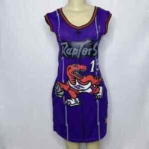 Classic Toronto Raptors #15 Jersey Dress