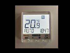 EBERLE Raumtemperaturregler FIT 3R Raumthermostatregler programmierbar weiß