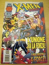 X-MEN DELUXE N° 29 1997 MARVEL ITALIA COMICS OTTIMO