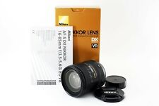 [Exc]Nikon AF-S DX NIKKOR 16-85mm F3.5-5.6G ED VR AF Zoom Lens w/cap Tested