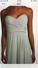Jenny Yoo Adeline Bridesmaid Dress NWT Morning Mist Size 8