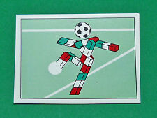 N°26 MASCOTTE PANINI COUPE MONDE FOOTBALL ITALIA 90 1990 WC WM