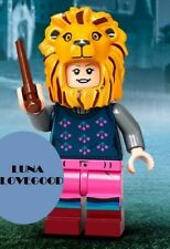 LEGO Harry Potter Series 2 Minifigure HP Luna Lovegood Lion Hat #5 SEALED NEW