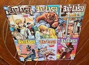 Bat Lash #1 thru #6, (2008, DC) Free Shipping!