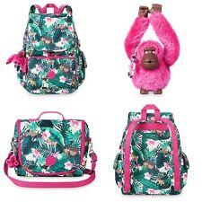 Disney Store Kipling Jungle Book Backpack & Lunch Tote Limited Laptop Bag Louie