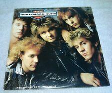 Racing After Midnight LP by Honeymoon Suite Warner Brothers 1988 Inner Sleeve