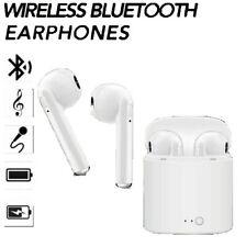 ☻Wireless Bluetooth Kopfhörer - In Ear Ohrhörer für Iphone X/7/8 Samsung 6/7/8/9