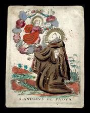 SANTINO PERGAMENA 1600 S.ANTONIO DA PADOVA c.de boudt