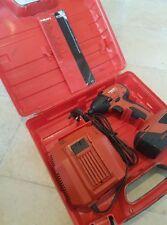 Caja de herramientas usadas Hilti Para SID 22-A, SIW 22-A, SID 14-A. SIW 14-A, SID 18-A