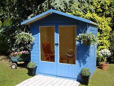 Garden Wooden Shed / Summerhouse 'Avance' 7'x5' 12x120mm T&G shiplap
