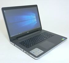 "Dell Inspiron 17 5758 i7-5500U 2.4GHz, 12GB, 2TB HDD, NVIDIA 920M, 17.3"" Laptop"