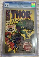 1967 Marvel Thor #142 CGC 9.0 Super Skrull Appearance