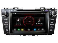 For Mazda 5/Premacy 2010-2015 Android 8.1 Car GPS Navigation DVD Radio Stereo