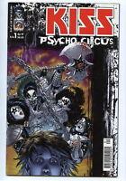 AUSWAHL = KISS  Psycho Circus Heft 1 - 12 ( Infinity Verlag ) Neuwertig