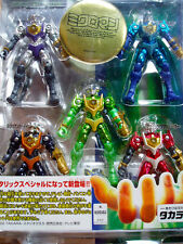 MINT SET TAKARA MICROMAN MAGNETIC ARMY 5-PACK ACROYER ACROYEAR