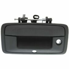 Tailgate Handle w/ Camera Hole Black for 2014-2015 Silverado Sierra 1500 2500