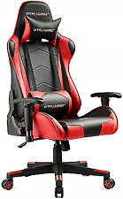 GTRACING PRO Series GT099 Computer Game Chair - Red