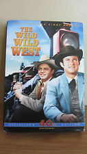 The Wild Wild West The First Season 7 DVDs 40th Anniversary Collector's Edition
