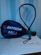 Ektelon Tronic Graphite Arc2 racquetball racquet with case. Pre - Owned
