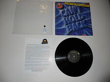 Pure Prairie League Can't Hold Back 1979 Analog EXC 1st Press ULTRASONIC CLEAN